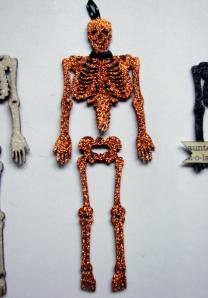 orange skeleton