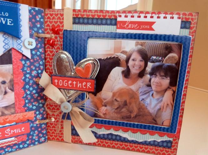Audrey Together Bi-fold Frame2