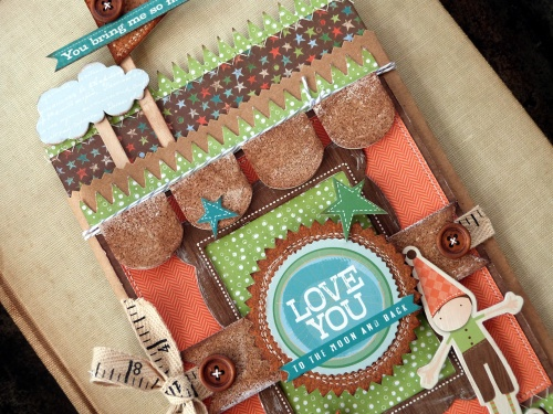 AudreyPettit LYB Fern Boy Love You Gift Bag5