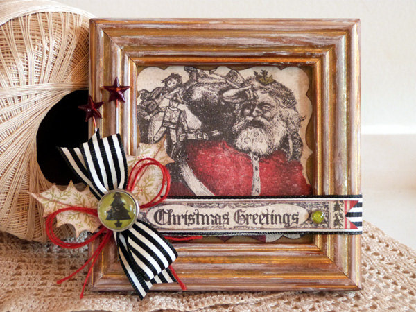 AudreyPettit_July_Joyous_Christmas Greetings Frame