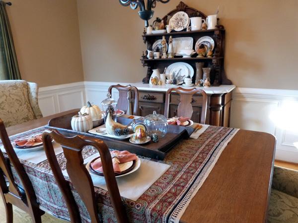 Audrey Pettit- Thanksgiving Home 2013