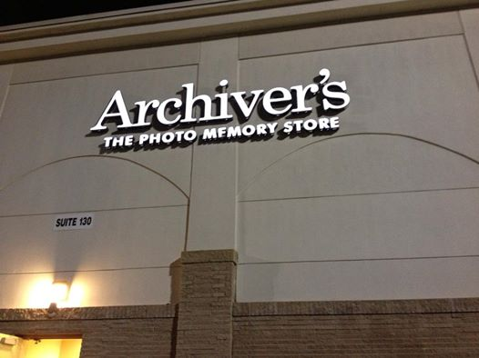Archiver's storefront