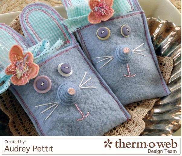 AudreyPettit Thermoweb EasterBunnyTreats2