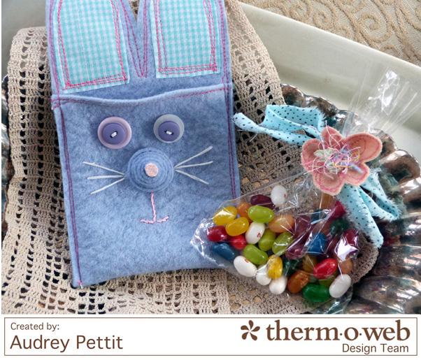 AudreyPettit Thermoweb EasterBunnyTreats3