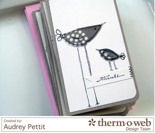 AudreyPettit Thermoweb iCraftBirdNotecards3