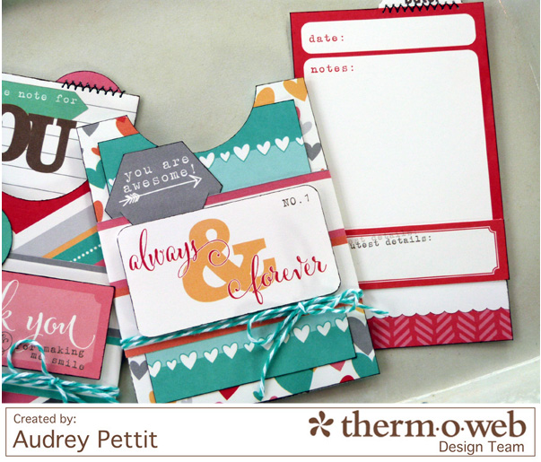 AudreyPettit Thermoweb Elle'sStudio Pocket Tags4
