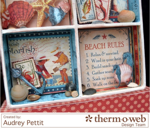 AudreyPettit Thermoweb ByTheSeaCollage5