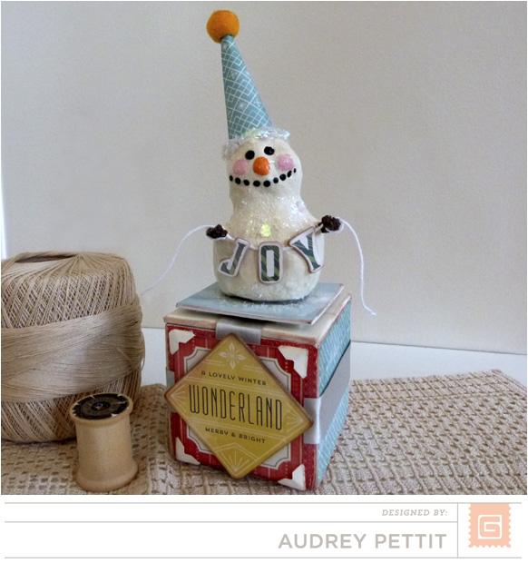 AudreyPettit BG Evergreen SnowmanBox