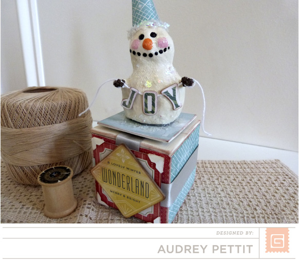 AudreyPettit BG Evergreen SnowmanBox2