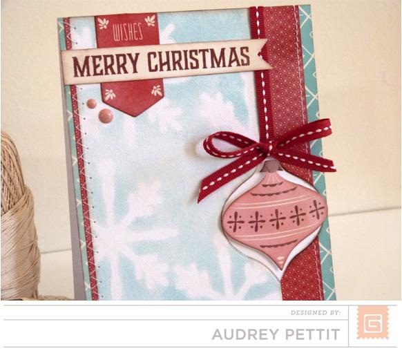 AudreyPettit BG Evergreen MerryChristmasCard2