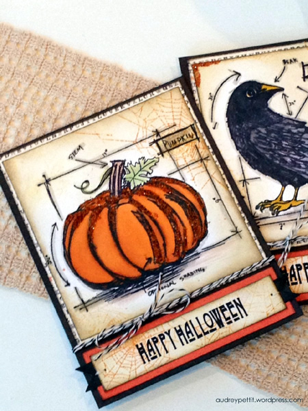 Halloween Blueprints Images Pumpkin