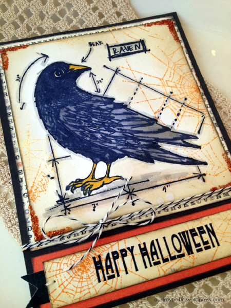 Halloween Blueprints Images Raven