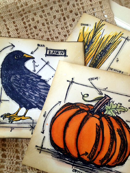 Halloween Blueprints Images