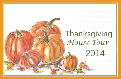 2014 Thanksgiving House Tour