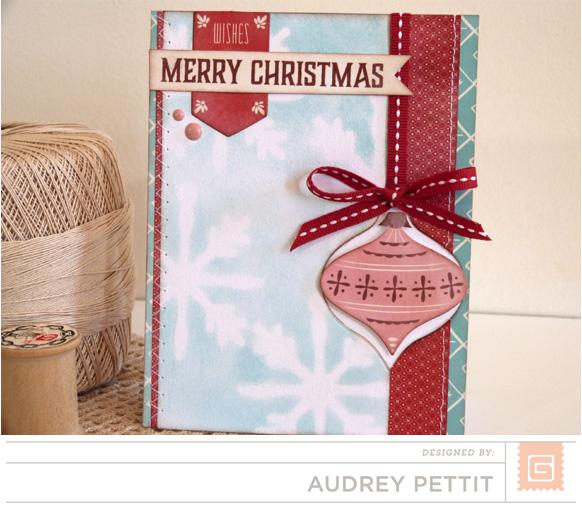 AudreyPettit BG Evergreen MerryChristmasCard3