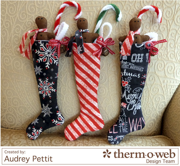 AudreyPettit Thermoweb GingerStockings