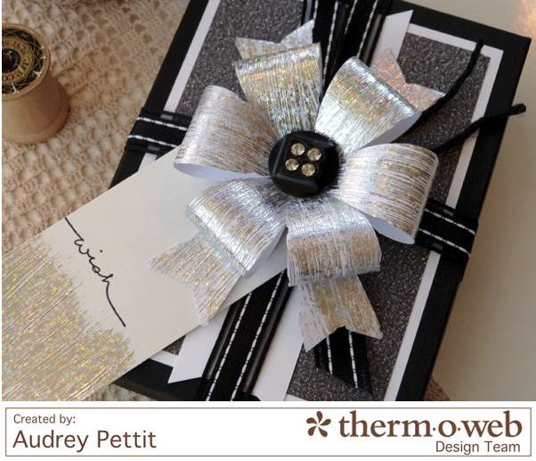 AudreyPettit Thermoweb DecoFoil WishGiftBox2