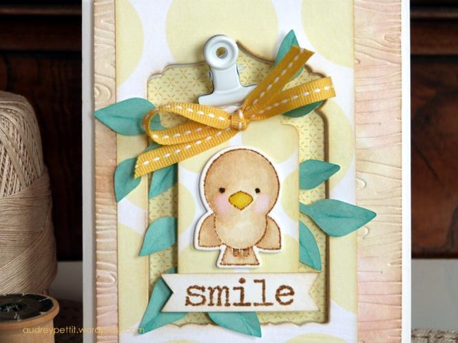 AudreyPettit Sizzix SmileCard3