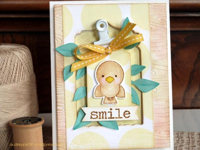 AudreyPettit Sizzix SmileCard4