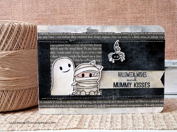 AudreyPettit MCT TooCuteToSpook Mummy Kisses