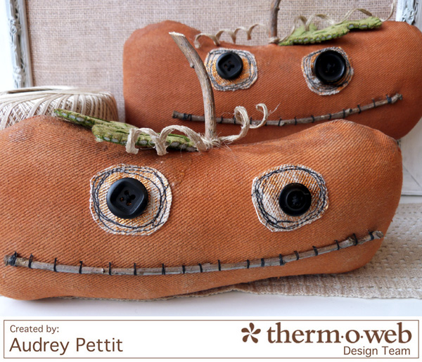 AudreyPettit Thermoweb DecoFoil PumpkinDuo2