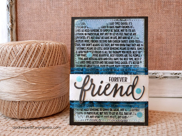 AudreyPettit MCT ForeverFriendCard