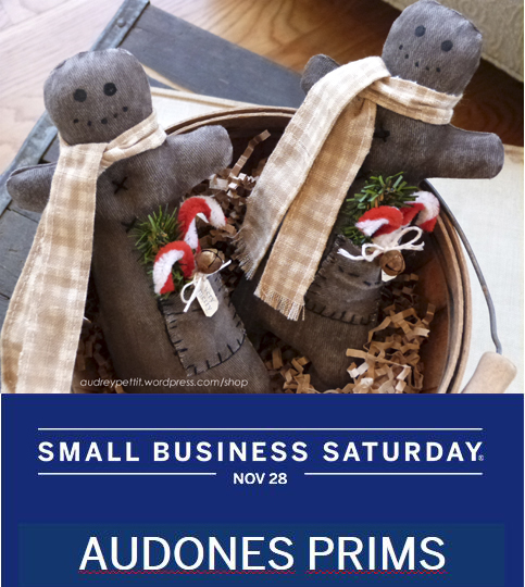 AudOnes ShopSmallSaturday2015 preview2