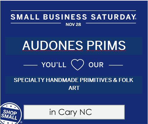 AudOnes ShopSmallSaturday2015