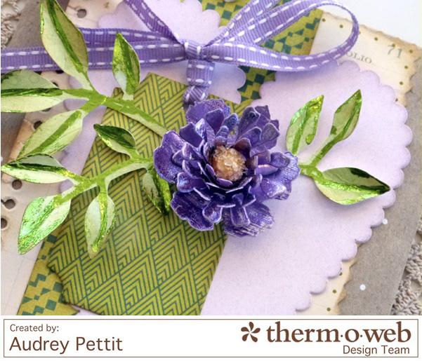 AudreyPettit Thermoweb DecoFoil LittleAngelBag3
