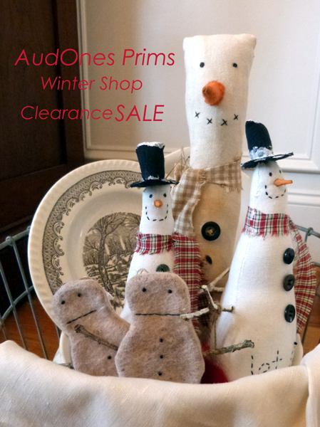 AudOnes Winter2016ShopSale