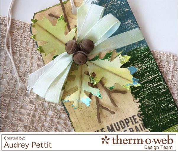 AudreyPettit Thermoweb DecoFoil ImagineTag3