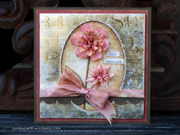 AudreyPettit TimHoltz JustBecauseCard