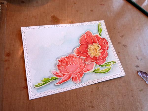AudreyPettit Sizzix FlowerGardenHappyBirthdayCard Tut6