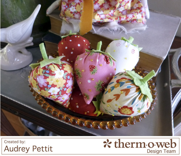 audreypettit thermoweb strawberries
