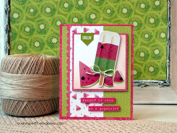 AudreyPettit PPP SummerDaydreams CoolPopsicleCard