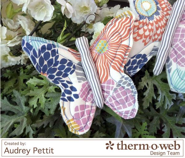 AudreyPettit Thermoweb DearStella ButterflyClips2
