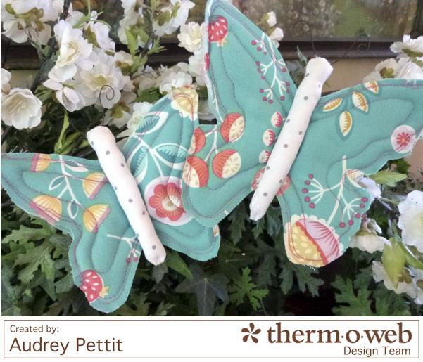 AudreyPettit Thermoweb DearStella ButterflyClips5