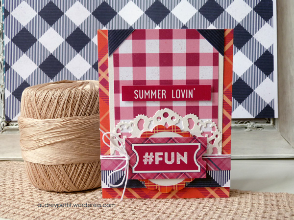 AudreyPettit PPP Mad4Plaid #FunCard