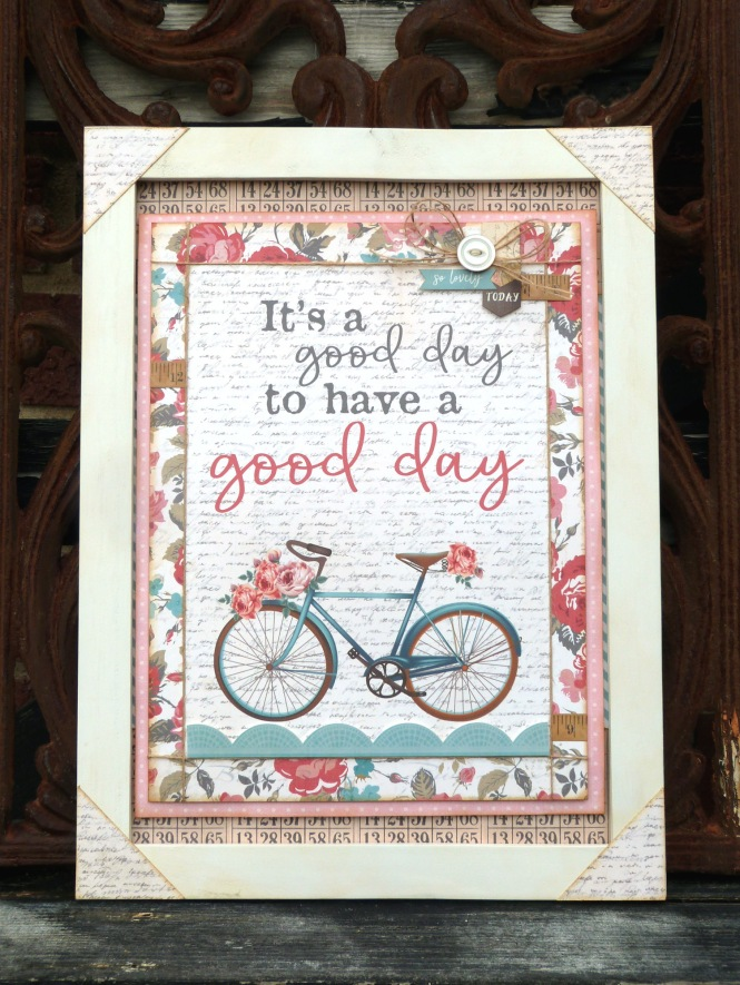 Its A Good Day With Photo Play Paper Audrey Pettit Designs