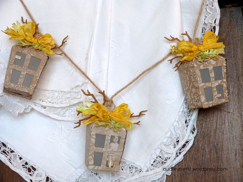 A Lantern DIY with Sizzix and Tim Holtz Audrey Pettit Designs