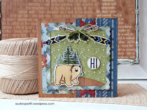 scrapbook and cards today blog