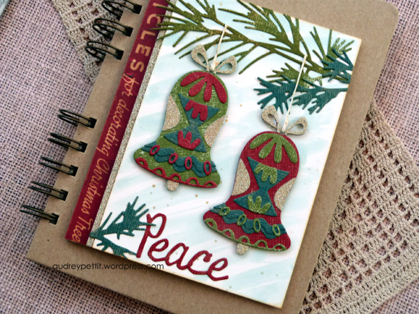 """NEW Tim Holtz Alterations /""""WHIMSY DECOR/"""" Ornaments Sizzix Thinlits Dies 2018"""