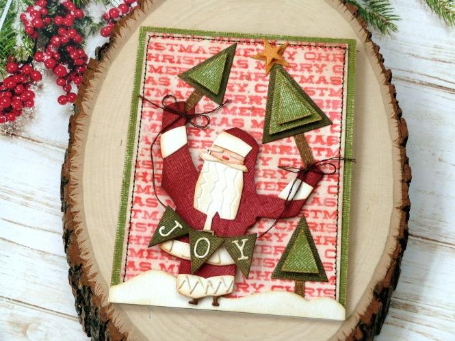 Sizzix Christmas Dies 2020 Christmas Joy with Sizzix & Tim Holtz Chapter 3 – Audrey Pettit
